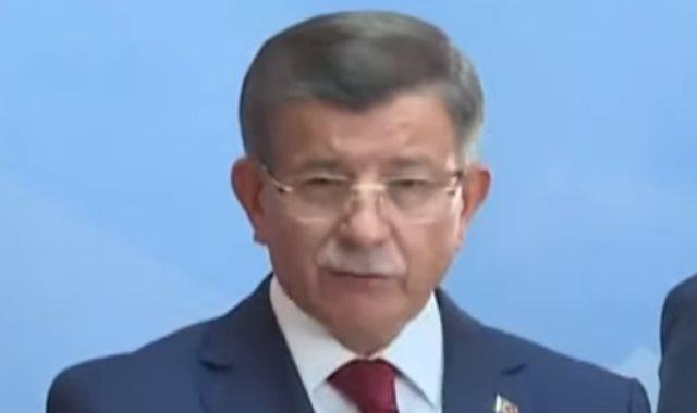 أحمد داود أوغلو رئيس وزراء تركيا السابق
