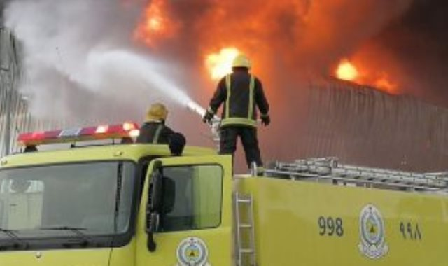 حريق - أرشيفية