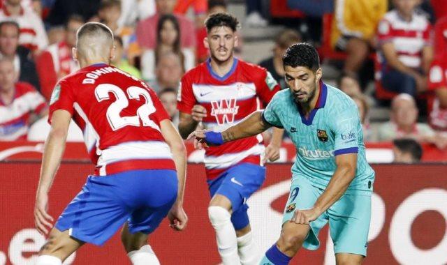 غرناطة ضد برشلونة