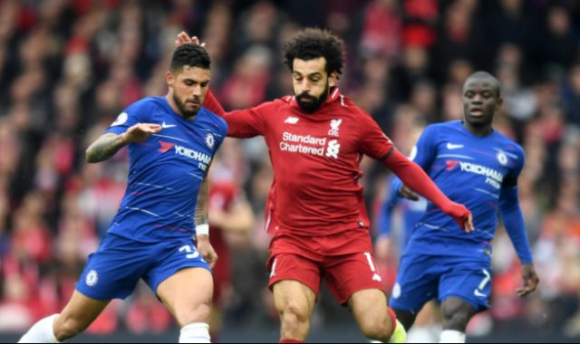 تشيلسى ضد ليفربول