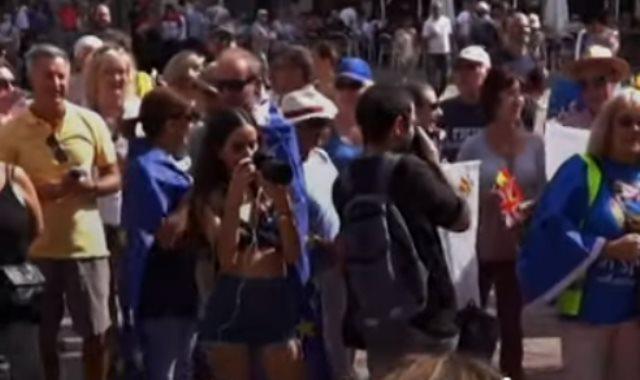 الاحتجاج ضد بريكست