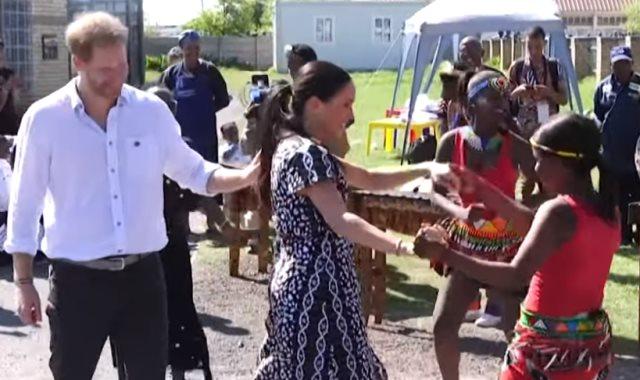 رقص ميجان