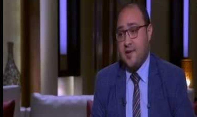 الدكتور محمد شادى الباحث فى الاقتصاد السياسى