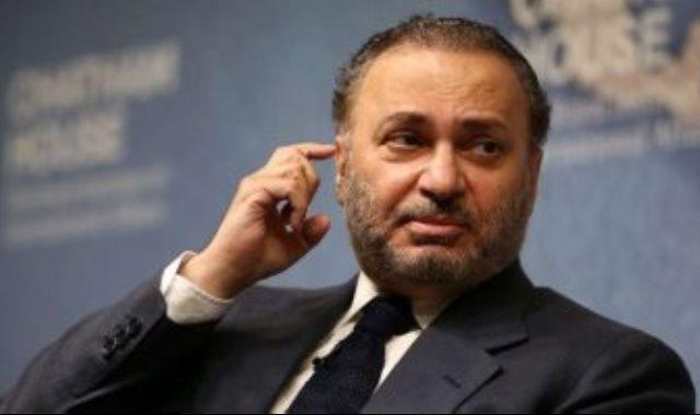 وزير الدولة للشئون الخارجية الإماراتى أنور قرقاش