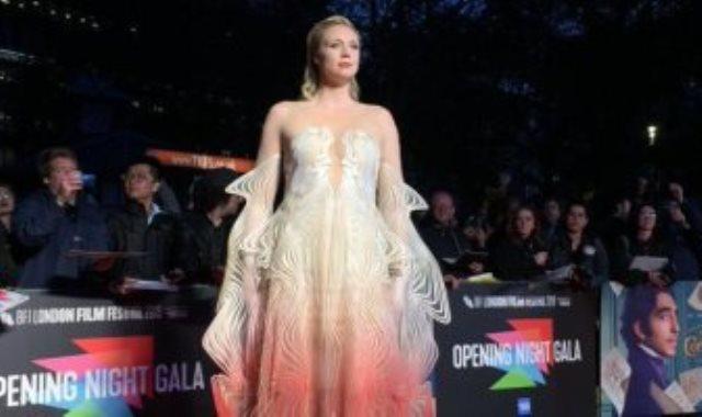 الممثلة العالمية جويندولين كريستى