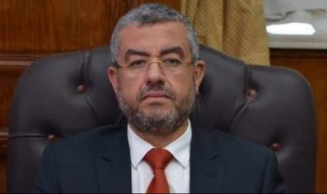 عماد سعد حموده، رئيس لجنة الإسكان بالبرلمان