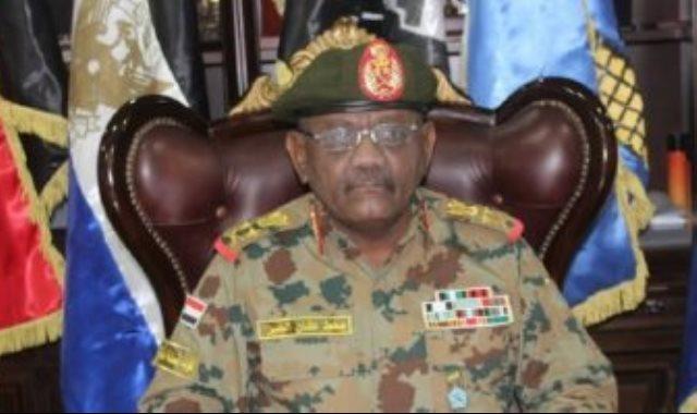 الفريق أول ركن محمد عثمان الحسين، رئيس الأركان المشتركة السودانية