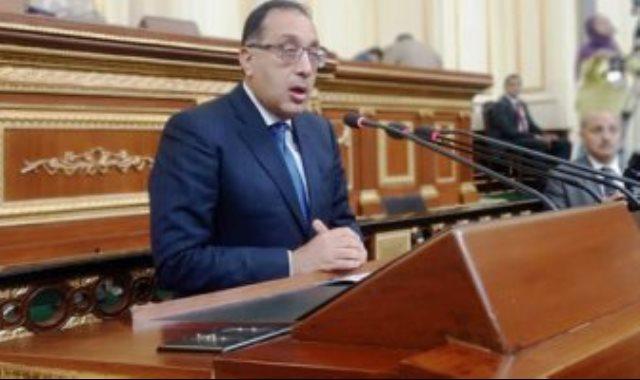 المهندس مصطفى مدبولى رئيس الوزراء