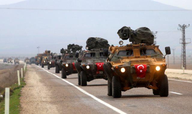 العدوان على سوريا