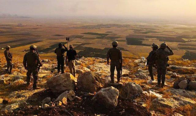 العدوان التركي في سوريا