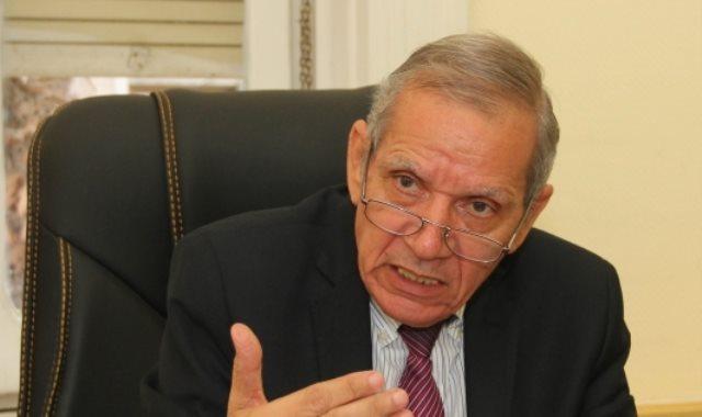 الدكتور محمد مجاهد نائب وزير التربية والتعليم للتعليم الفنى