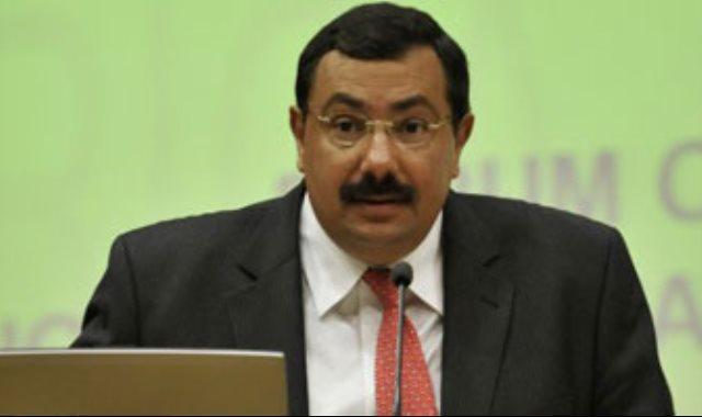 المهندس طارق كامل وزير الاتصالات الأسبق