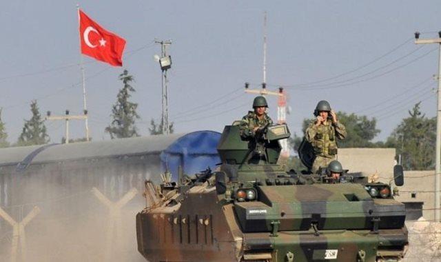 مدرعات الجيش التركى