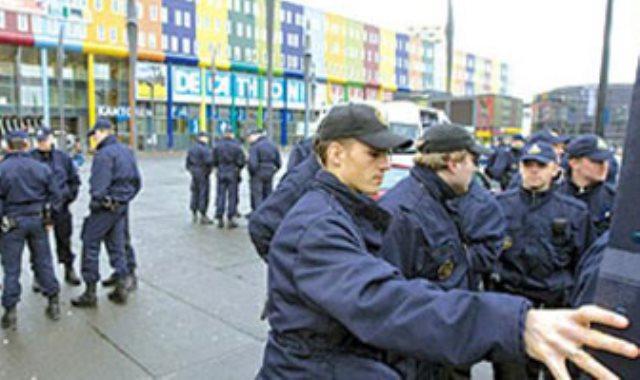 الشرطة الهولندية - أرشيفية
