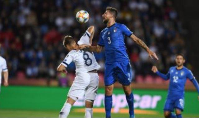 ايطاليا ضد اليونان