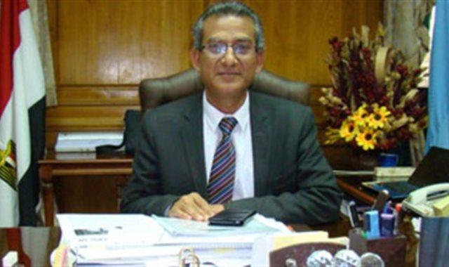 الدكتور عاطف عبد الحميد رئيس هيئة الطاقة الذرية