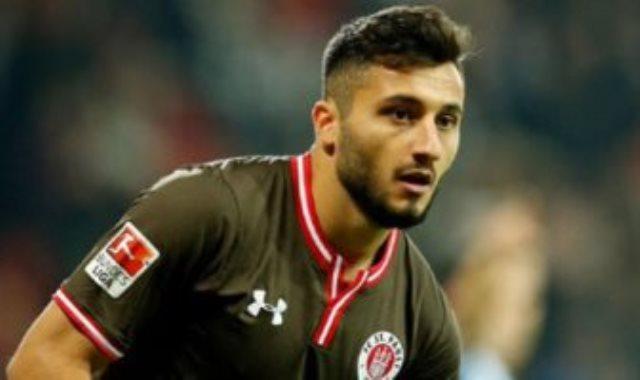 اللاعب التركي جينك شاهين