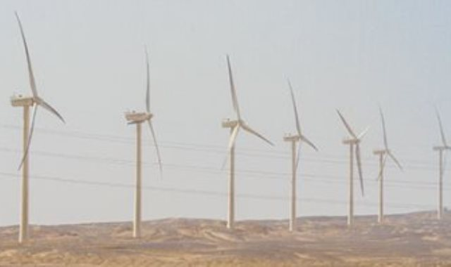 محطات طاقة رياح