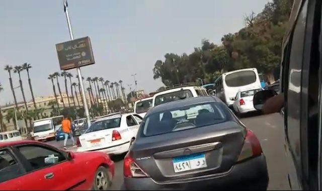 مرورى بمحيط جامعة القاهرة