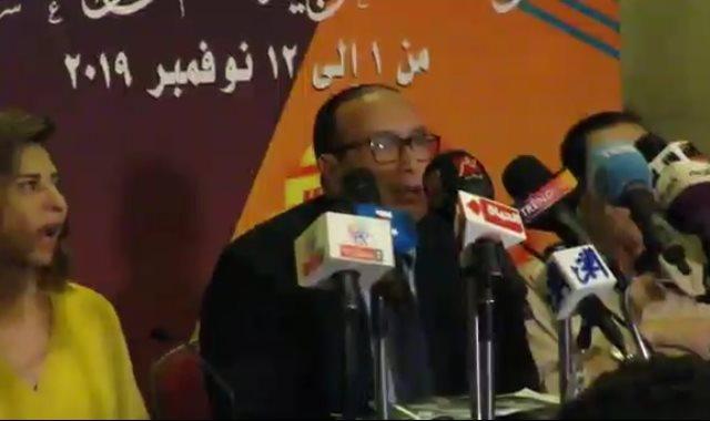 مجدى صابر رئيس دار الأوبرا المصرية