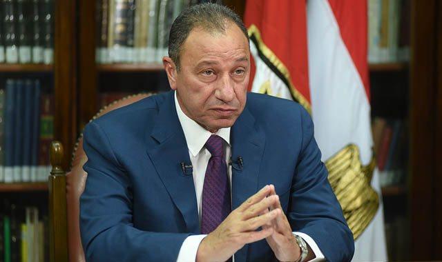 محمود الخطيب رئيس مجلس ادارة النادي الأهلي