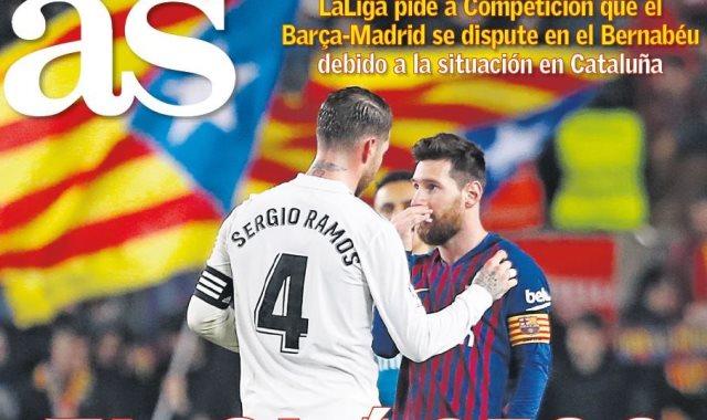الصحافة الإسبانية