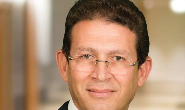 محمد بدير العضو المنتدب لبنك عوده