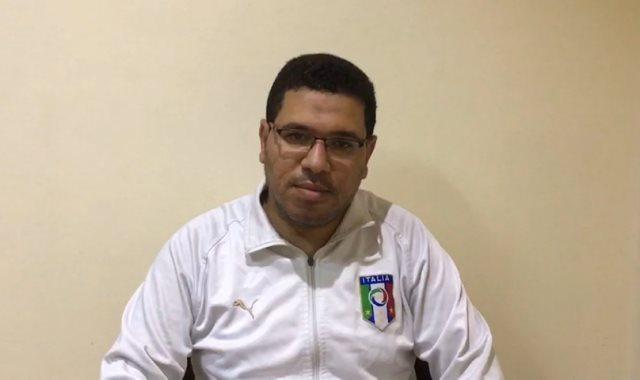 خالد سيد أحد العناصر جماعة الإخوان