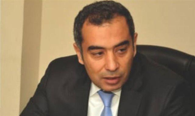 المهندس أحمد سرحان رئيس لجنة الاتصالات وتكنولوجيا المعلومات بالجمعية المصرية اللبنانية