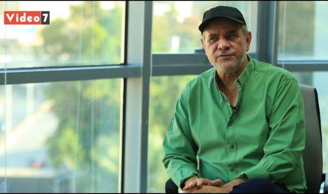 الفنان محمد عبد الجواد