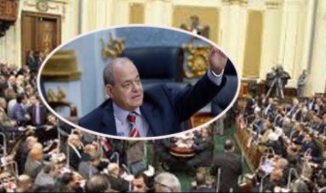 المستشار الدكتور حسن بسيونى عضو مجلس النواب