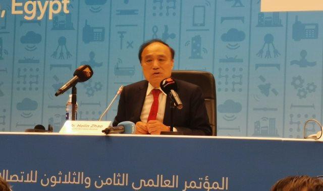 ولين زهاو الأمين العام للاتحاد الدولي للاتصالات