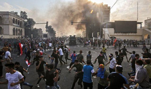 مظاهرات العراق - أرشيفية