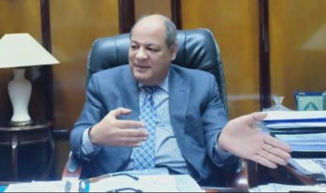 المهندس مدحت فودة رئيس شركة الإسكندرية لتوزيع الكهرباء