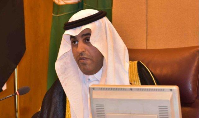 البرلمان العربى الدكتور مشعل السلمى