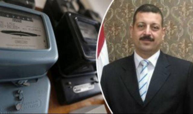 الدكتور أيمن حمزة، المتحدث باسم وزارة الكهرباء والطاقة المتجددة