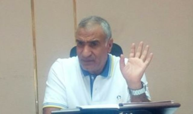 المهندس منصور بدوى - رئيس شركة مياه الجيزة