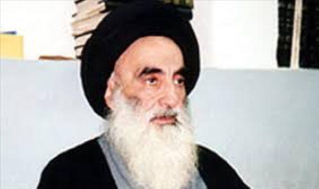 المرجع الديني علي السيستاني