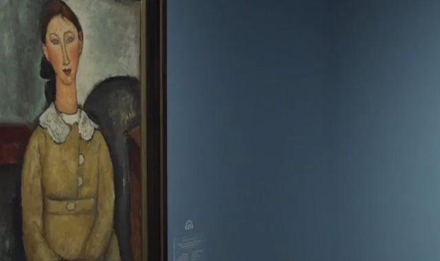 لوحات مودلياني