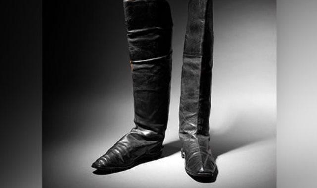 حذاء نابليون بونابرت