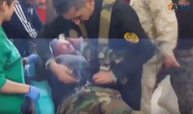 إصابة جنرال من القوات السورية