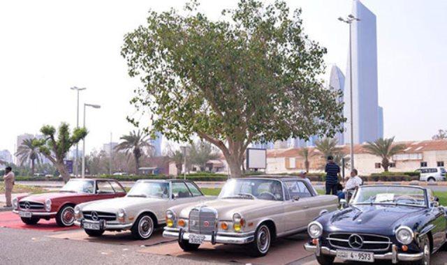 معرض سيارات الكويت