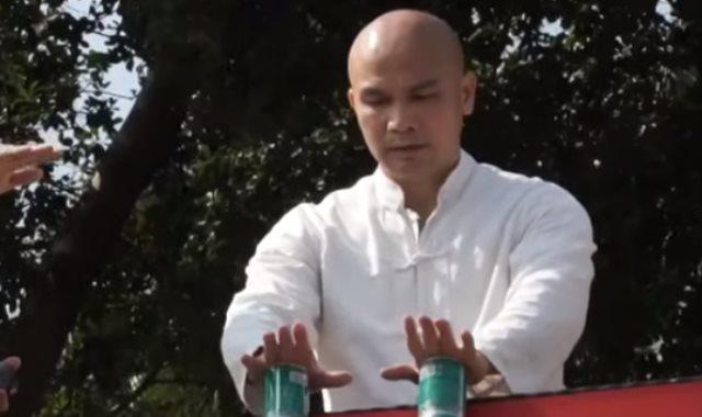 مدرب الكونغ فو الصينى