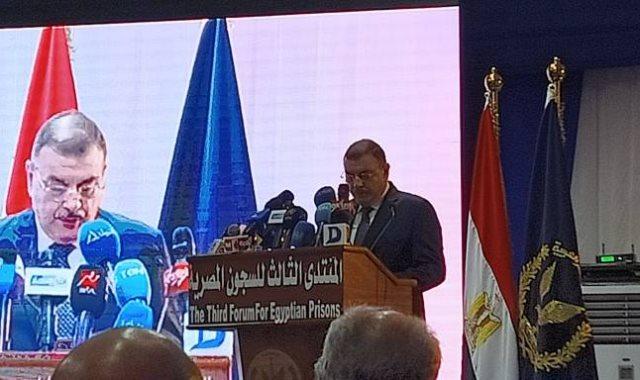 اللواء هشام يحى مساعد وزير الداخلية لحقوق الانسان