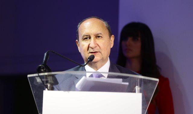 المهندس عمرو نصار وزير الصناعة والتجارة