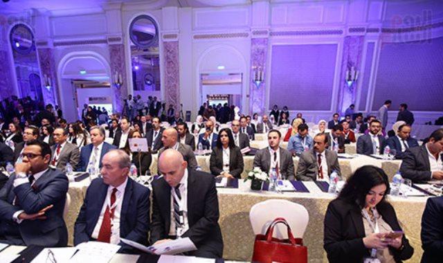 جانب من مؤتمر قمة مصر الاقتصادية
