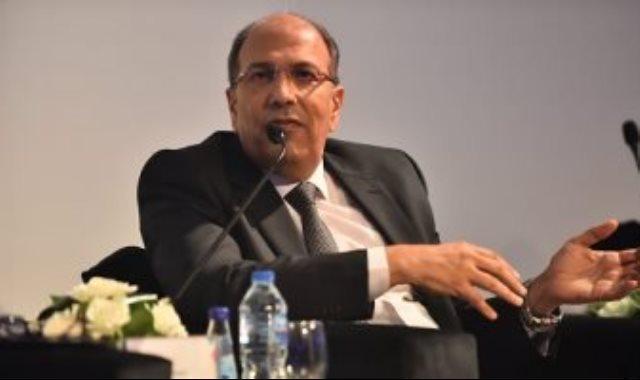المهندس مجدى غازى رئيس التنمية الصناعية بقمة مصر الاقتصادية