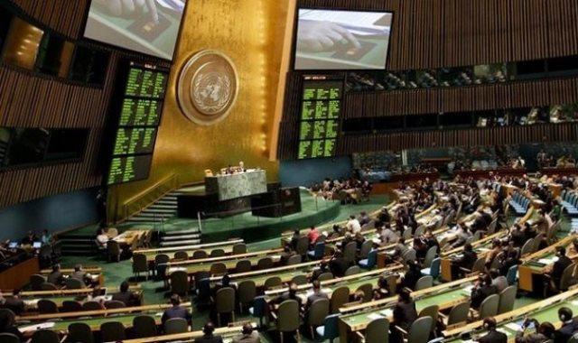 الجمعية العامة للأمم المتحدة - أرشيفية