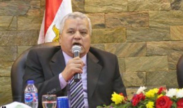 المستشار عبد الله قنديل، رئيس نادى النيابة الإدارية
