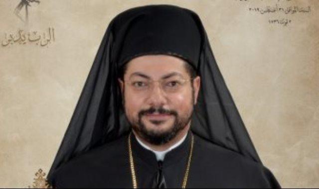 الأنبا باخوم النائب البطريركي للكاثوليك